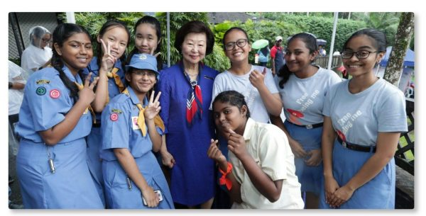 First Lady Mrs Mary Tan _ CCS Guides